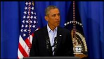 Obama Promises To Eliminate ISIS After Journalist's Death