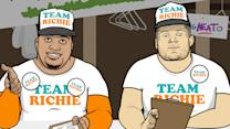 Sports Friends - Team Richie