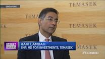 Temasek: Comfortable with outlook on China