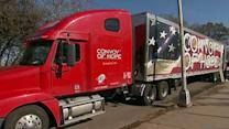 'Convoy of Hope' helps victims of Hurricane Sandy rebuild