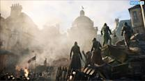 Parkour Team Invades Paris To Recreate 'Assassin's Creed Unity'