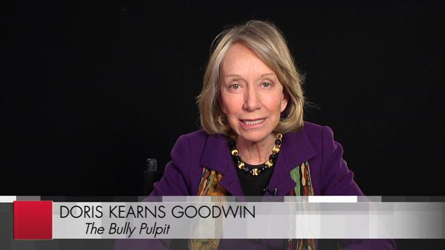 Doris Kearns Goodwin: Similarities Between Digital and Industrial Eras