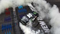 Final Laps: Busch victorious, Sadler spun out