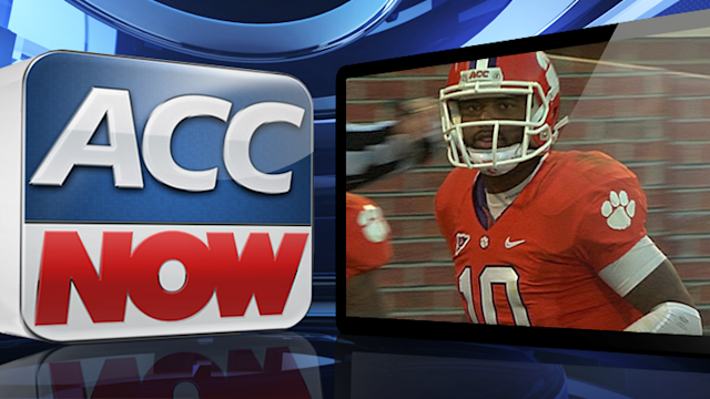 Tajh Boyd Responds to Jadeveon Clowney - ACC NOW