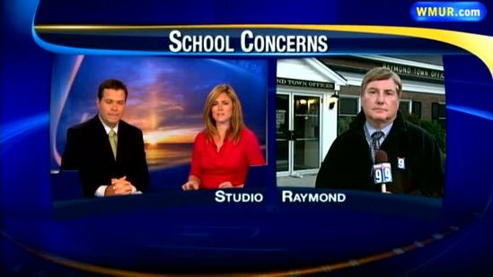 Town of Raymond deals with fallout of school report