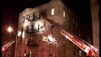 Fire in the Bronx leaves 1 child dead, 1 critically injured
