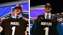 Bigger fantasy potential - Bortles or Manziel?