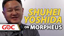 Shuhei Yoshida talks Morpheus, VR Games to show at E3