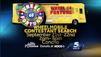 Wheel of Fortune's Wheelmobile coming to Lucky Star Casino