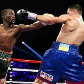 Boxing: Crawford out-points Postol to unify WBO, WBC super lightweight world titles