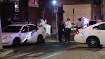 Police exchange gunfire with armed man in North Philadelphia