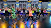 Pound Your Way to Fitness in Drum-Based Workout Class