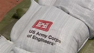 Army Corps Takes Heat For Rising River Levels