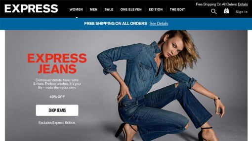 Express Crashes As Shoppers Shun Clothier's 'Lack Of Clarity'