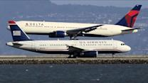 Delta, USAirways halt flights to Israel citing safety concerns