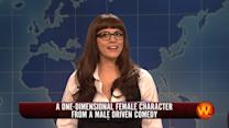 Weekend Update: One Dimensional Female