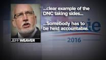 Leaked DNC Emails Threaten Party Unity Efforts