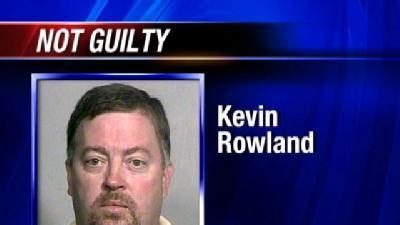 Jury Decides Rowland Not Guilty
