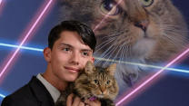 Best Yearbook Portrait Ever?