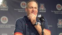 Rich Rodriguez talks Oregon