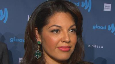 Sara Ramirez On The Season Finale Of 'Grey's Anatomy': 'It's Pretty Intense!'