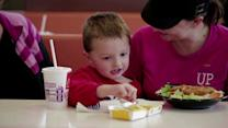 Shocking Lack Of Healthy Fast Food Options For Kids