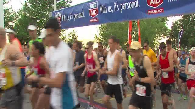 5pm: Cleveland marathon organizer on Boston Marathon explosions