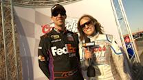 Out Front With Miss Coors Light: Auto Club 400