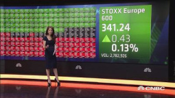 Stocks end mixed after ECB holds fire on rates