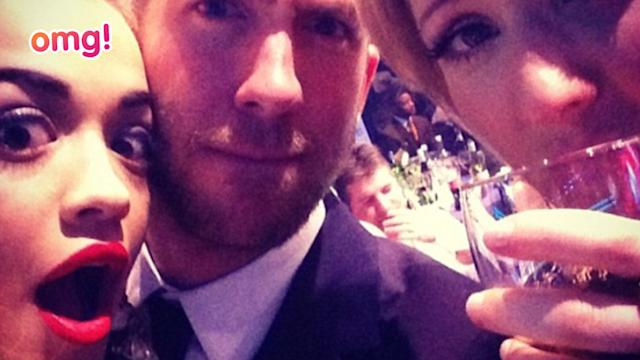 HOT COUPLE ALERT! Rita Ora and Calvin Harris loved up!