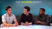 "'That Awkward Moment' Star Michael B. Jordan on ""Living Through the Third Act"""