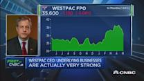 Won't make habit of flat earnings: Westpac CEO