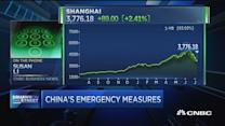 China's emergency measures