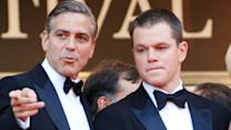 George Clooney Pranks Matt Damon