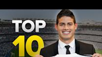 Top 10 Most Expensive Real Madrid Signings