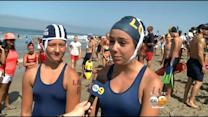 Junior Lifeguards Compete At Huntington Beach