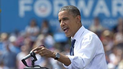 Convention over, Obama hit with weak job report