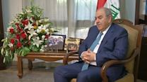 Iraqi Vice President Allawi offers his support to Prime Minister Abadi