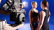 On the Set with Rousey and Kaufman