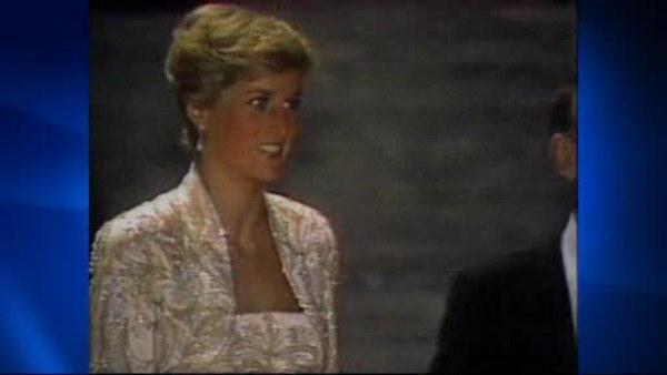 New information obtained regarding death of Princess Diana