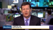 Man Group CEO Sees Life Very Difficult for Hedge Funds