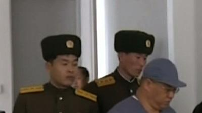 Reporters in North Korea See Jailed American