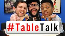 How To Get Out of the Freindzone and Ultimate Frisbee On #TableTalk! - SourceFed Nerd