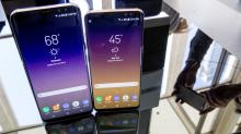 Tests find Samsung's S8 phones more prone to screen cracks