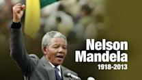 South African President: Mandela Dead at 95