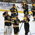 To many, the Bruins' loss is a rebalancing of the sports universe