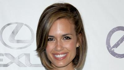 Torrey DeVitto Enlists With 'Army Wives'