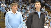 Rosenbluth, Hansbrough honored