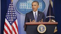 President Obama: Israel Has a Right to Defend Itself
