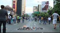 Protesters in Venezuela call for vote recount
